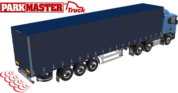 Система парковки для грузового транспорта